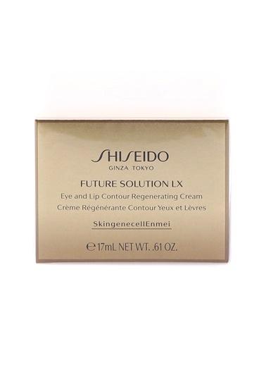 Shiseido Shiseido Future Solution Lx Göz ve Dudak Kırışıklıkları İÇin Göz Kremi 17 ml Renksiz